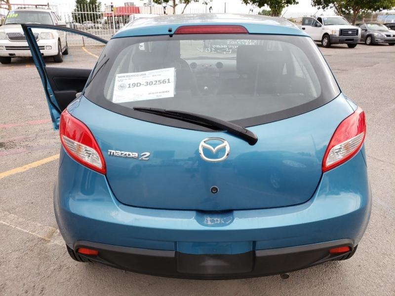 MAZDA MAZDA2 2012 price $8,777