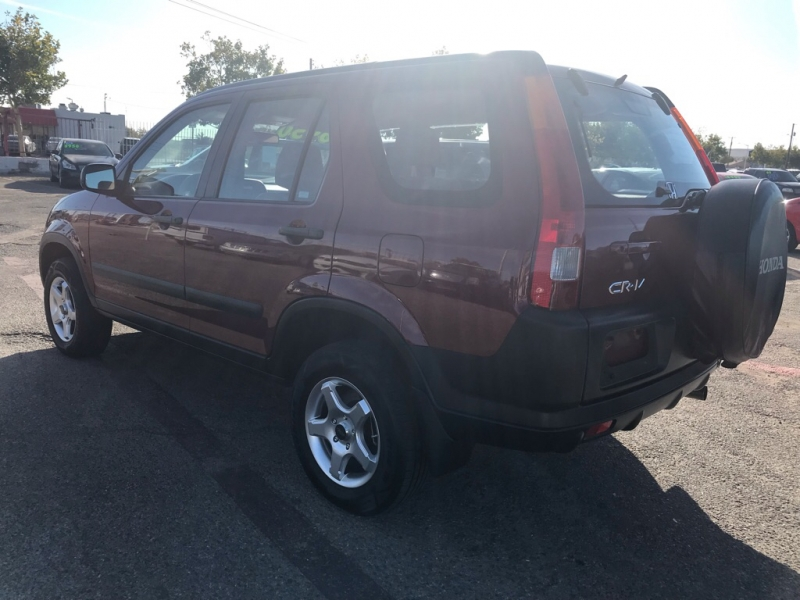 HONDA CR-V 2004 price $5,950