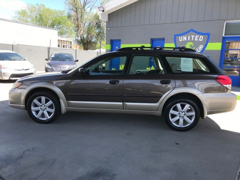 Subaru Outback (Natl) 2008 price $6,950