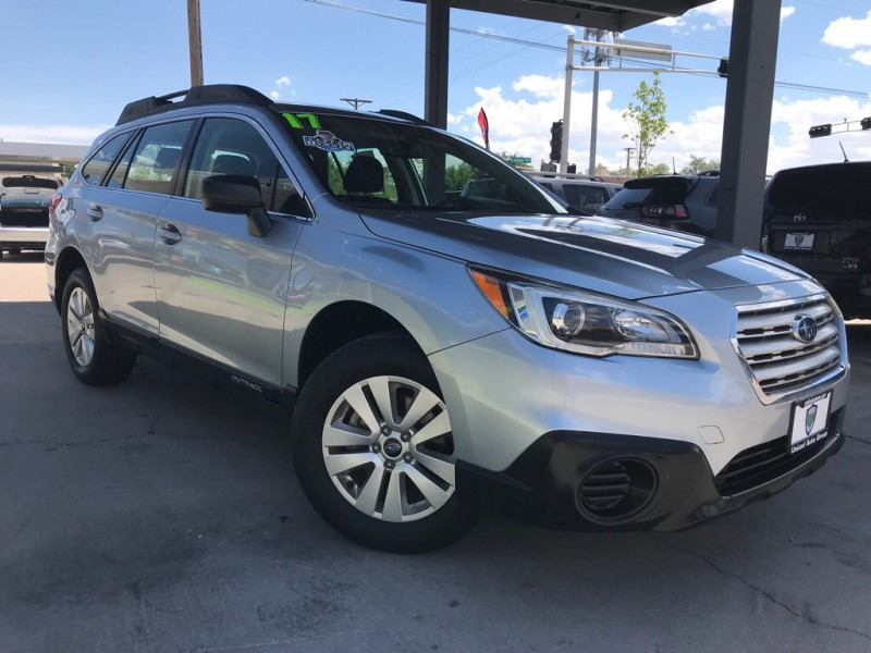 Subaru Outback 2017 price $18,950