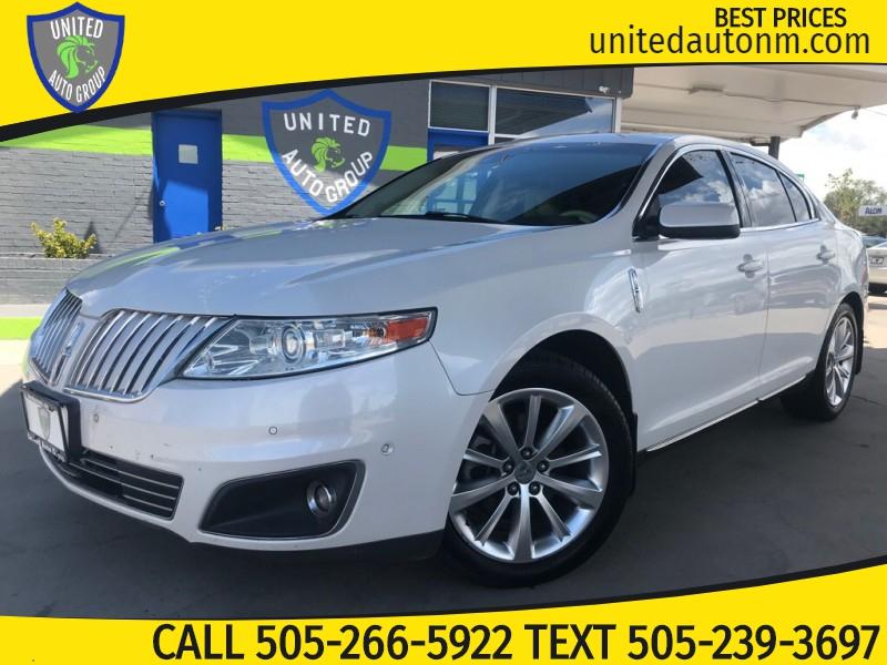 Lincoln MKS 2010 price $9,950