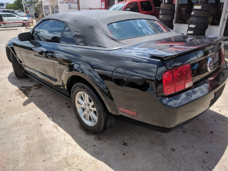FORD MUSTANG 2008 price Call for Pricing.