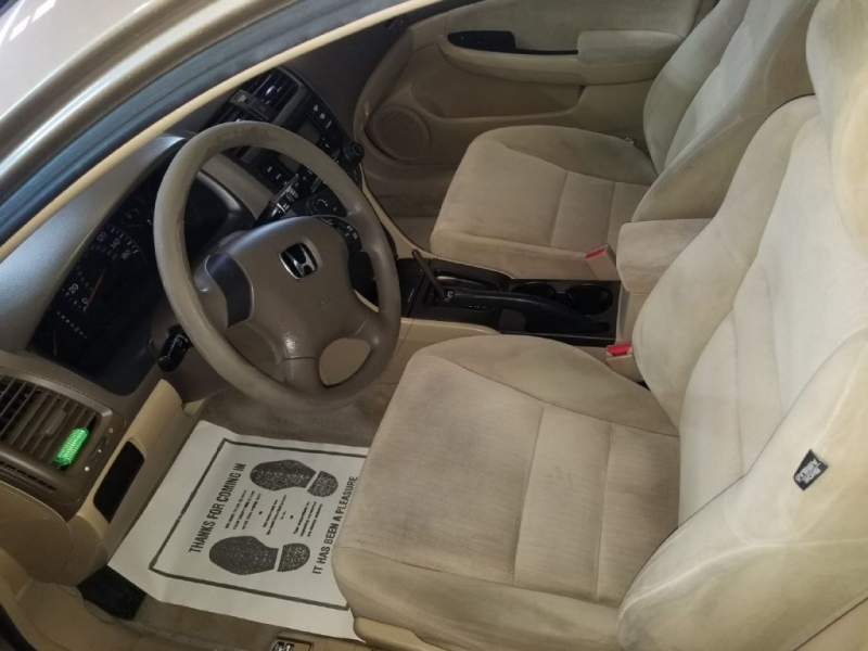 HONDA ACCORD 2005 price Call for Pricing.
