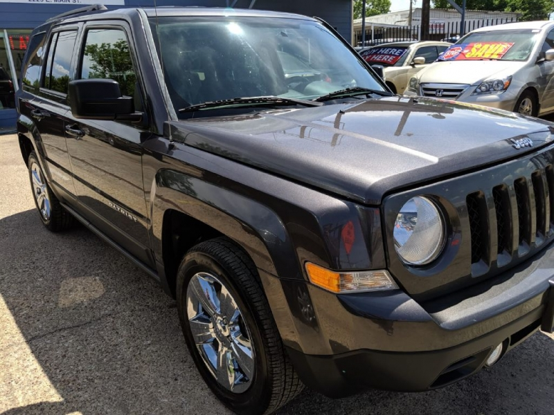 JEEP PATRIOT 2014 price $9,850