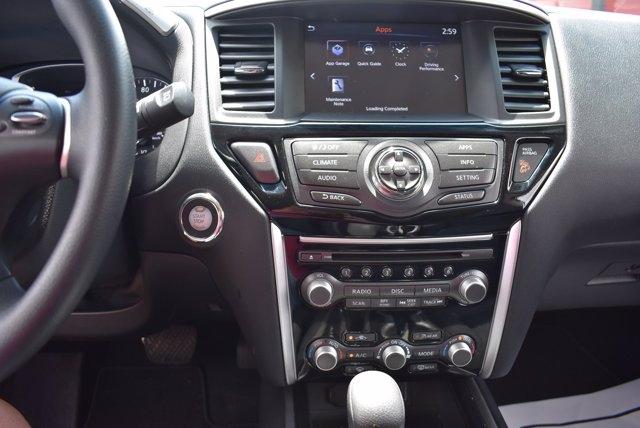 Nissan Pathfinder 2018 price $20,990