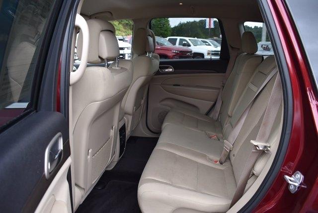Jeep Grand Cherokee 2017 price $22,120