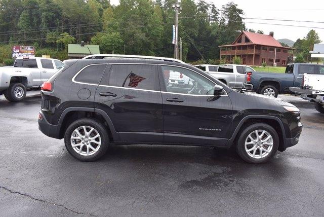 Jeep Cherokee 2016 price $16,499
