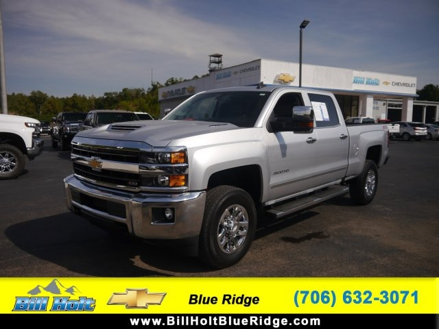 Chevrolet Silverado 3500HD 2018 price $51,558