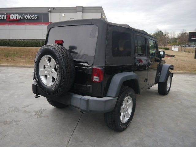 Jeep Wrangler Unlimited 2016 price 28990