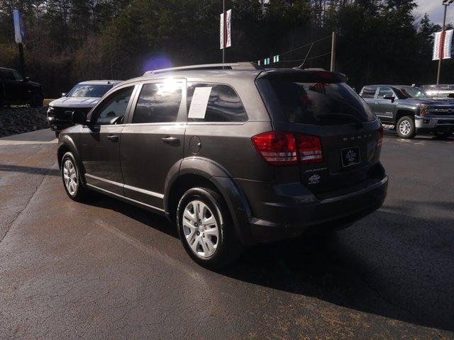 Dodge Journey 2018 price $14,750