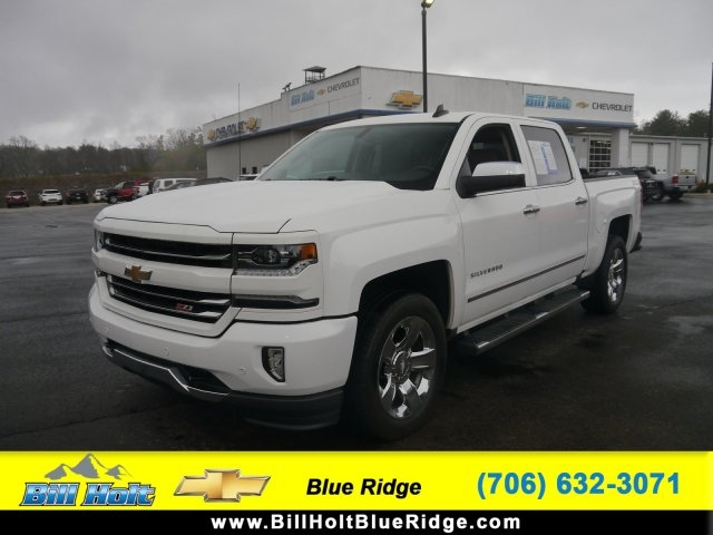 Chevrolet Silverado 1500 2018 price $36,321