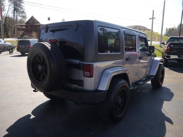 Jeep Wrangler Unlimited 2017 price $32,990
