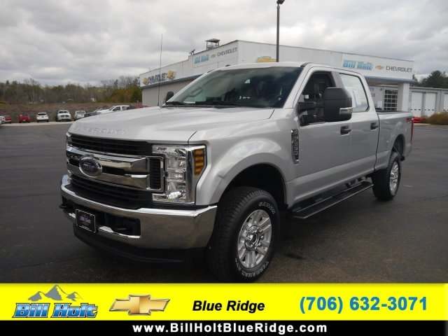 Ford Super Duty F-250 SRW 2018 price $35,672