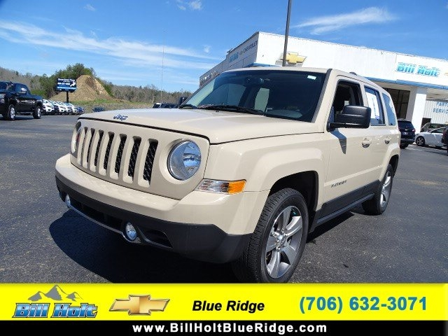 Jeep Patriot 2017 price $16,950