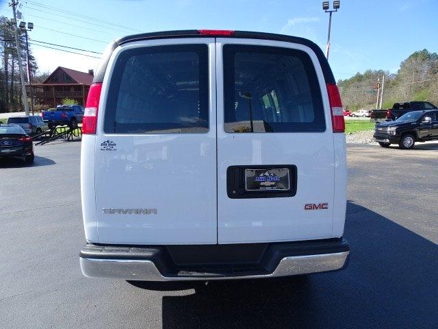GMC Savana Cargo Van 2018 price $23,960