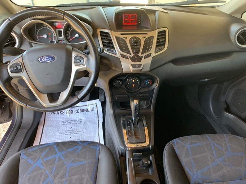 Ford Fiesta 2013 price $5,500