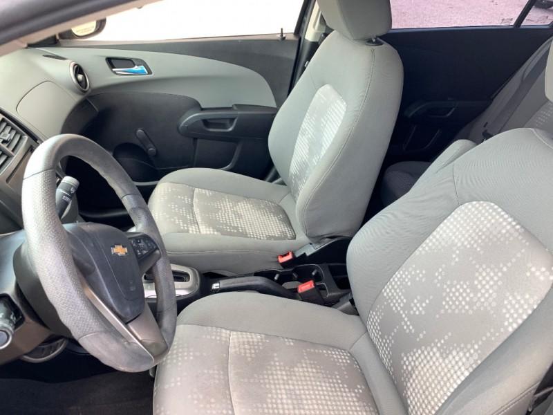 Chevrolet Sonic 2014 price $5,500