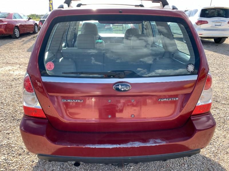 Subaru Forester 2007 price $4,200