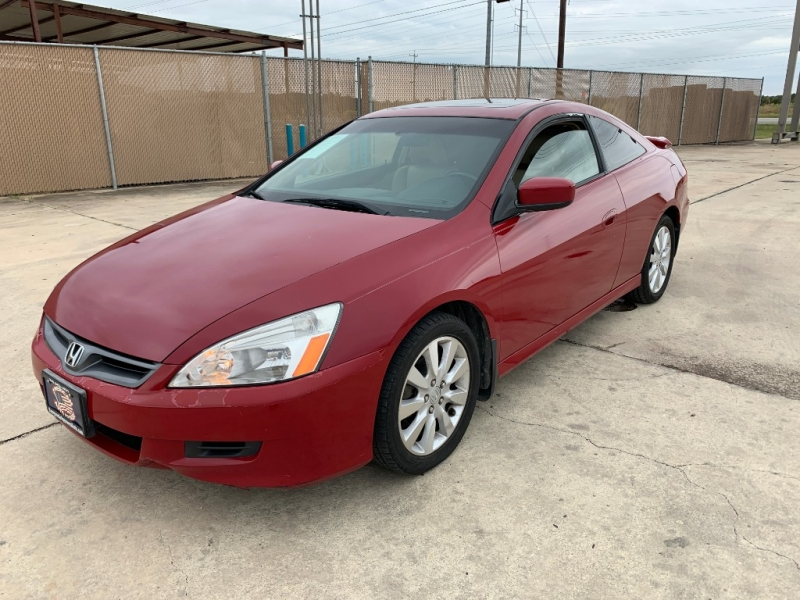 Honda Accord Cpe 2006 price $3,400