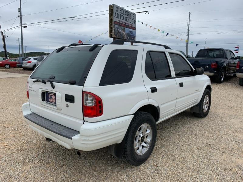 Isuzu Rodeo 2003 price $2,200