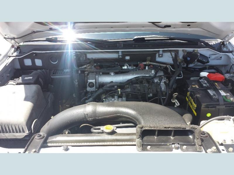 Mitsubishi Montero 2002 price $3,500