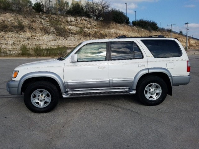 1999 toyota 4runner 4dr limited 3 4l auto inventory. Black Bedroom Furniture Sets. Home Design Ideas