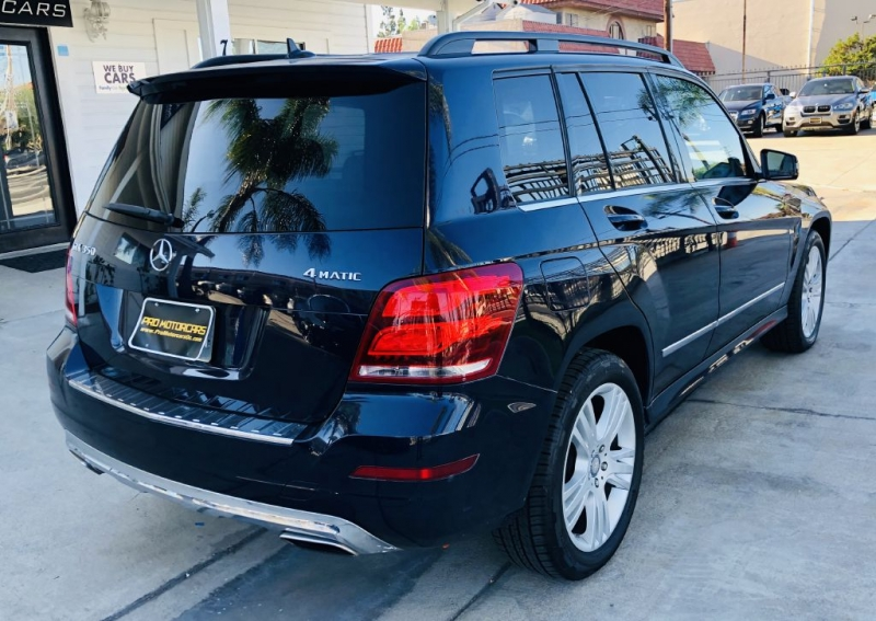 MERCEDES-BENZ GLK 2014 price $13,995