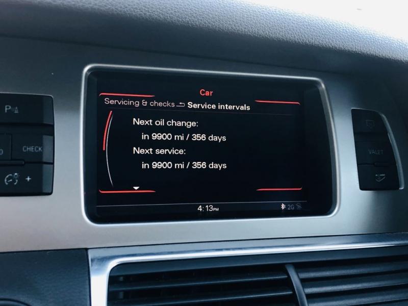 AUDI Q7 2013 price $15,650
