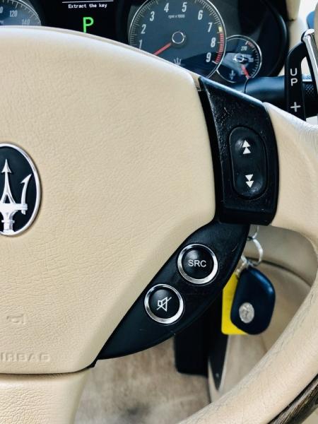 MASERATI GRANTURISMO 2010 price $34,995