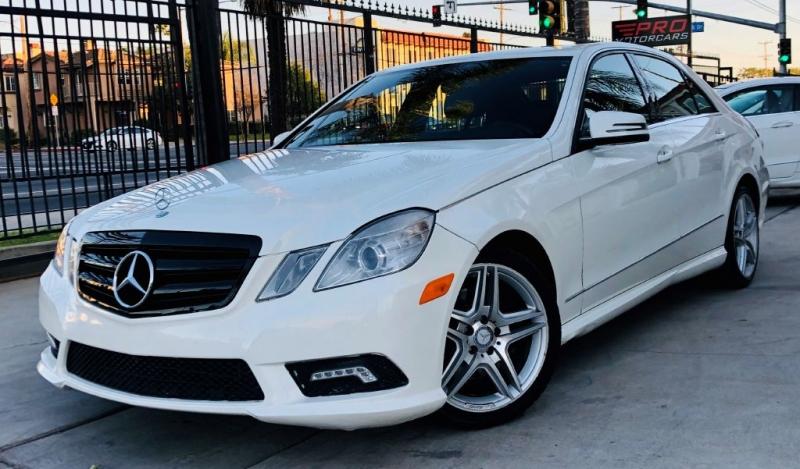 MERCEDES-BENZ E-CLASS 2011 price $11,495