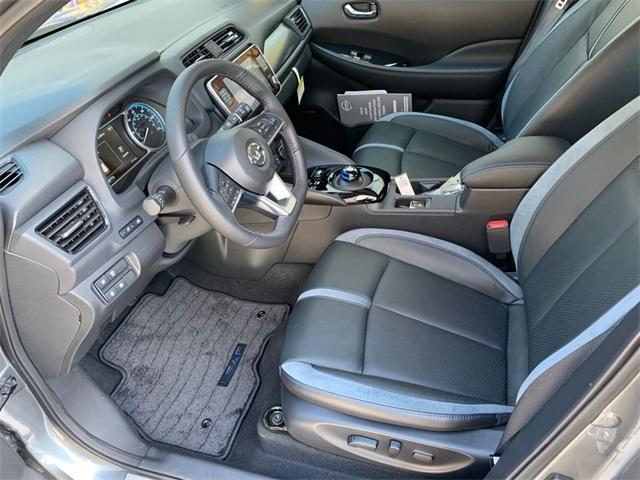 Nissan Leaf 2019 price $44,335
