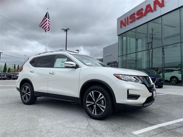 Nissan Rogue 2019 price $33,835