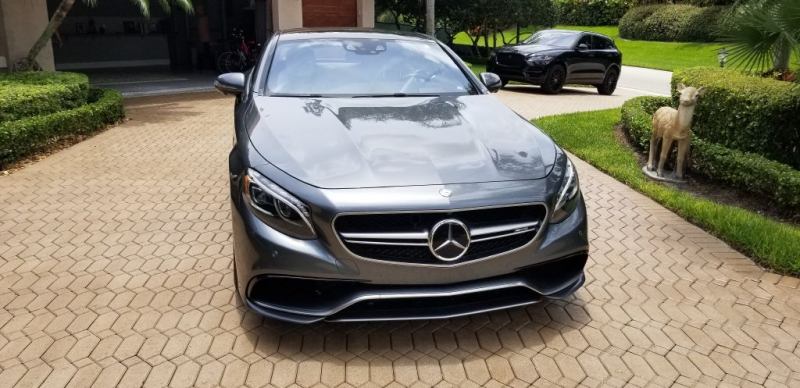 MERCEDES-BENZ S-CLASS 2016 price $116,995