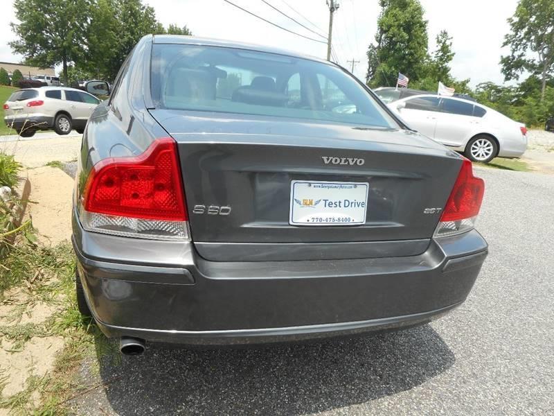 Volvo S60 2006 price $3,495