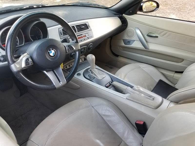 BMW Z4 2004 price $5,850