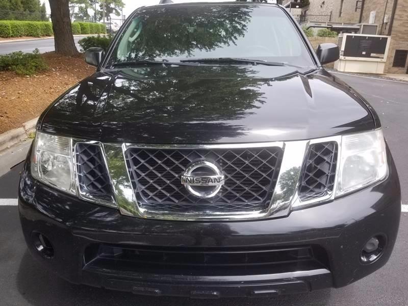 Nissan Pathfinder 2012 price $7,495