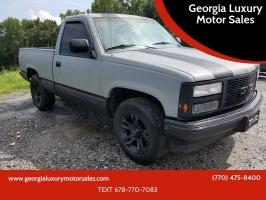 GMC Sierra 1500 1991