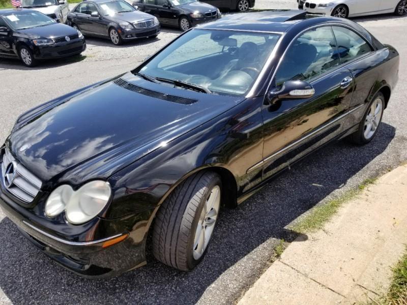 Mercedes-Benz CLK 2007 price $3,795