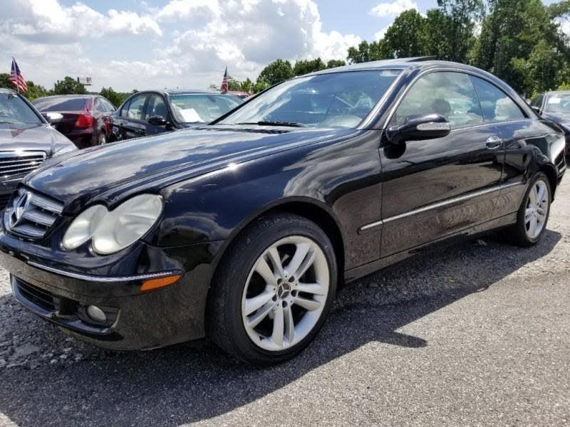 Mercedes-Benz CLK 2007 price $3,295