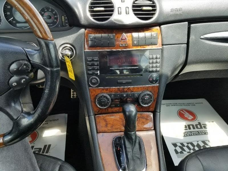 Mercedes-Benz CLK 2007 price $2,995