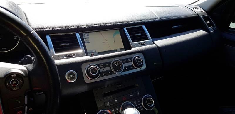 Land Rover Range Rover Sport 2010 price