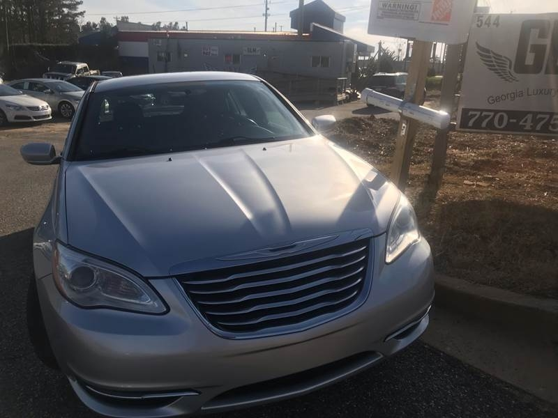 Chrysler 200 2012 price $5,395