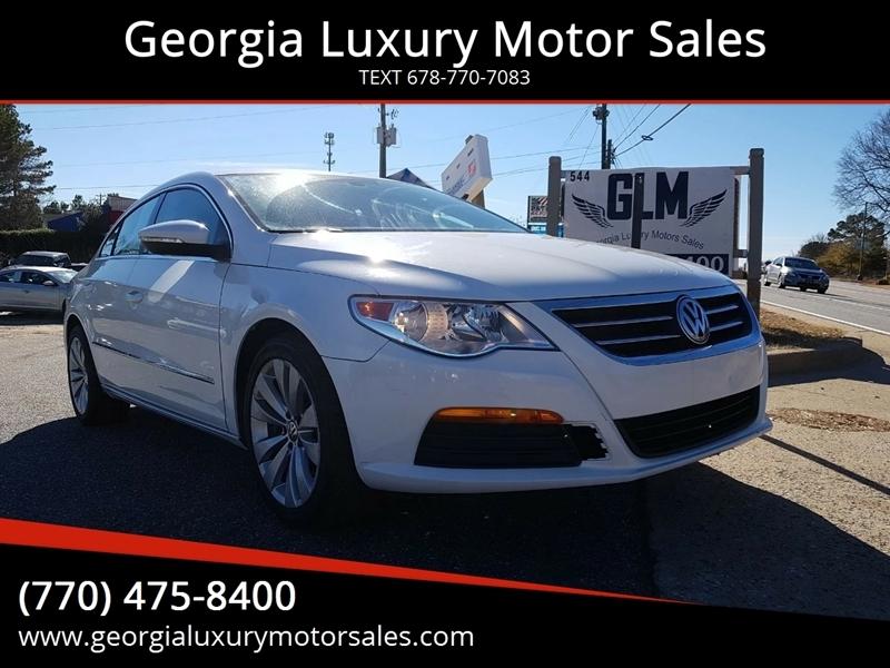 Volkswagen CC 2011 price $6,695