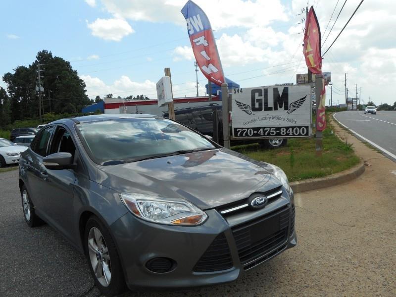 Ford Focus 2014 price $5,195