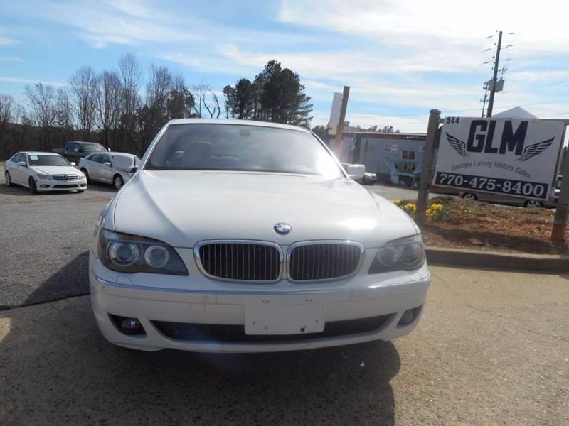 BMW 7-Series 2006 price $5,595