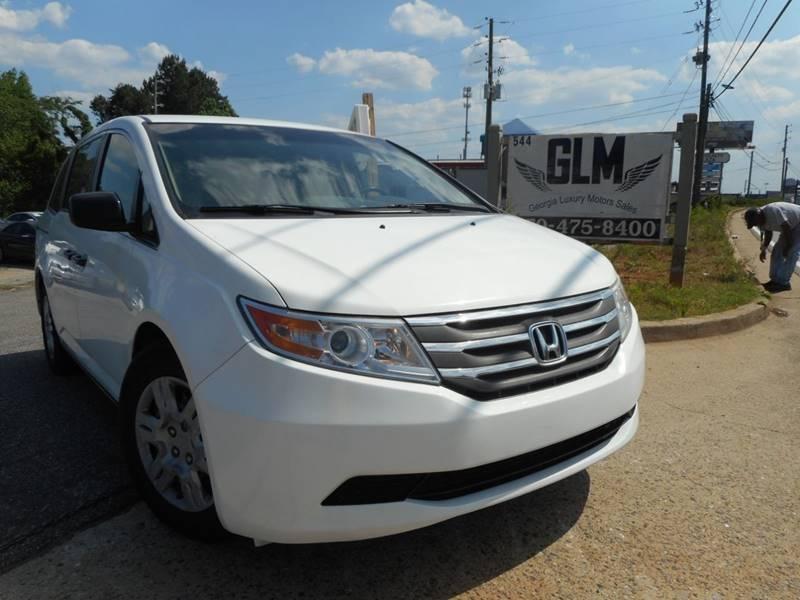 Honda Odyssey 2013 price $10,195