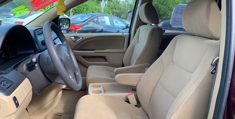 Honda Odyssey 2008 price Call for Pricing.