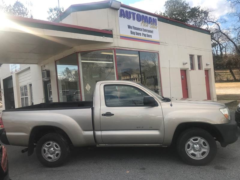 Toyota Tacoma 2005 price Call for Pricing.