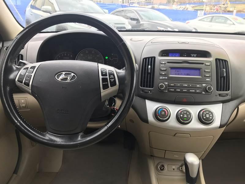 Hyundai Elantra 2007 price $1
