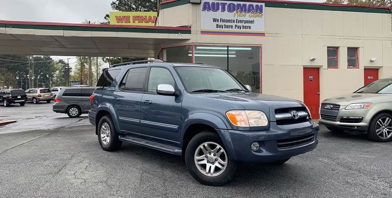 Toyota Sequoia 2007 price Call for Pricing.